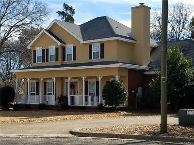 Prattville Single Family Home For Sale: 103 Poplar Court