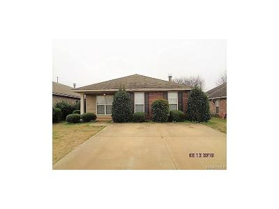 Prattville Single Family Home For Sale: 728 Buena Vista Loop