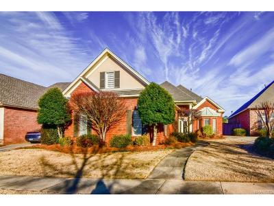 Montgomery Single Family Home For Sale: 7023 Mid Pines Circle