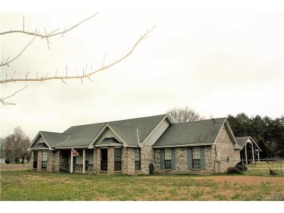 Millbrook Single Family Home For Sale: 5320 McAdams Road