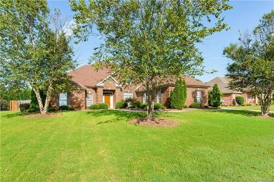 Wyndridge Single Family Home For Sale: 8736 Marsh Ridge Drive