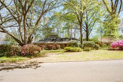 Montgomery Single Family Home For Sale: 2300 Fernway Drive