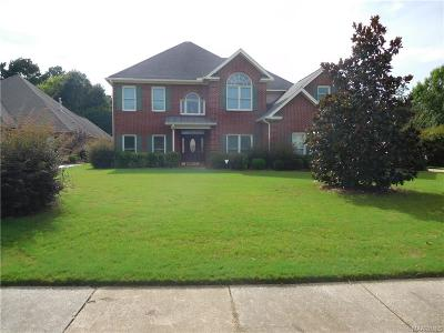Montgomery Single Family Home For Sale: 7018 Mid Pines Drive