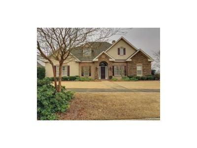 Montgomery Single Family Home For Sale: 3435 Oak Grove Circle