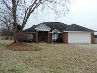 Prattville Single Family Home For Sale: 1804 Coventry Court