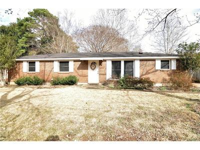 Prattville Single Family Home For Sale: 624 Japonica Road