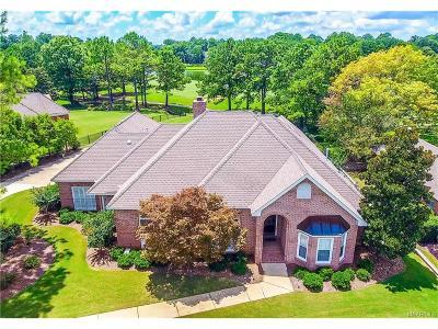 Montgomery Single Family Home For Sale: 8054 Lakeridge