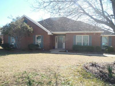Single Family Home For Sale: 7342 Lakeside Court