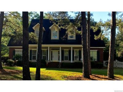Prattville Single Family Home For Sale: 1070 Arrowhead Drive