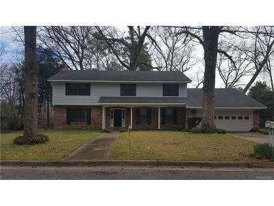 Prattville Single Family Home For Sale: 175 Pletcher Street