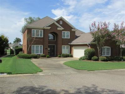 Montgomery Single Family Home For Sale: 8646 Old Marsh Way