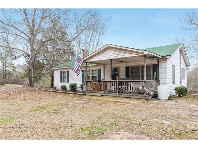 Rural Single Family Home For Sale: 2442 Balm Road