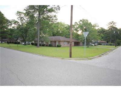 Montgomery Single Family Home For Sale: 3900 Malabar Road