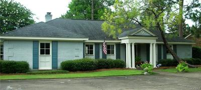 McGehee Estates Single Family Home For Sale: 2838 Lansdowne Drive