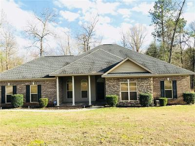 Wetumpka Single Family Home For Sale: 206 Woodhaven Lane