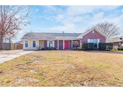 Prattville Single Family Home For Sale: 1848 Seasons Drive