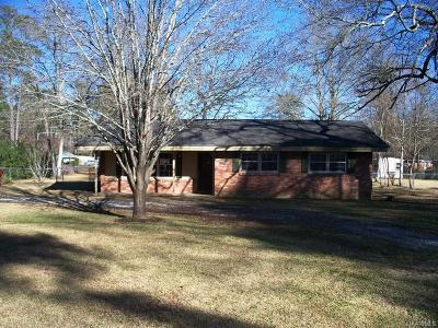 Millbrook Single Family Home For Sale: 2660 Sharon Lane
