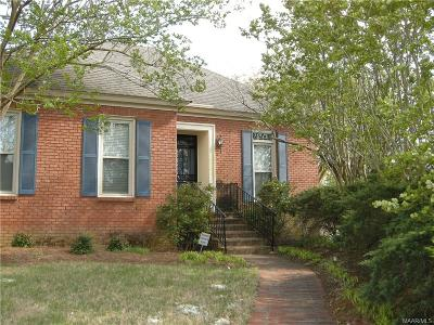 Montgomery Single Family Home For Sale: 4032 Ballentine Drive