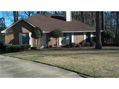 Montgomery Single Family Home For Sale: 6604 Chinaberry Court
