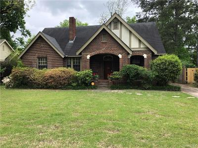 Montgomery Single Family Home For Sale: 418 Thorn Place