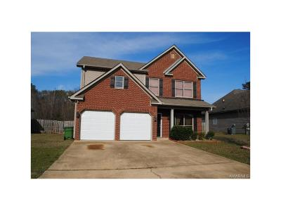 Montgomery Single Family Home For Sale: 6771 Overview Drive