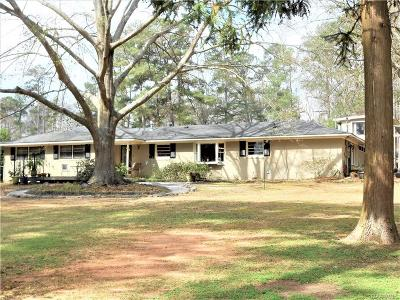 Wetumpka Single Family Home For Sale: 889 Blue Ridge Road