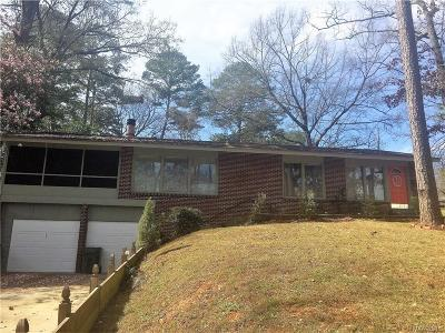 Montgomery Single Family Home For Sale: 167 Holliday Drive