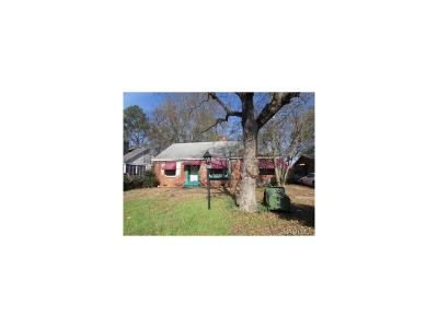 Montgomery Single Family Home For Sale: 118 Courtland Drive