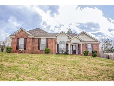 Prattville Single Family Home For Sale: 608 River Birch Drive