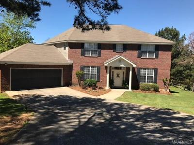 Prattville Single Family Home For Sale: 105 Winchester Court