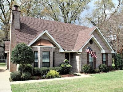 Millbrook Single Family Home For Sale: 1631 Overbrook Road