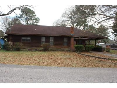 Millbrook Single Family Home For Sale: 4481 Womble Drive