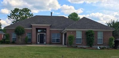 Montgomery Single Family Home For Sale: 6624 Rushton Ridge