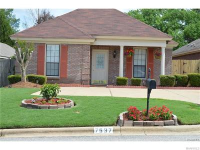 Montgomery Single Family Home For Sale: 7537 Muirfield Loop