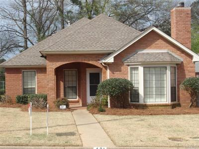 Montgomery Single Family Home For Sale: 421 Caldwell Place