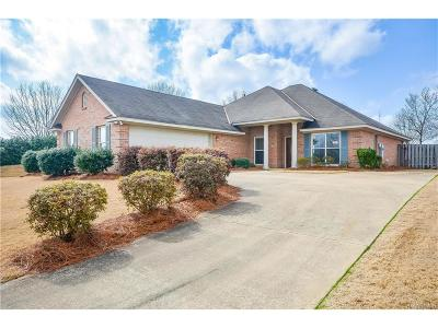 Montgomery Single Family Home For Sale: 8996 Abingdon Place