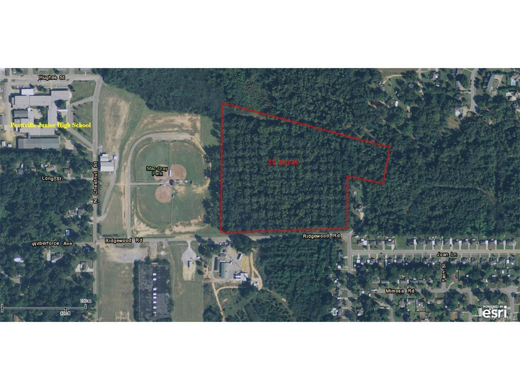 21 acres in Prattville for $200,000