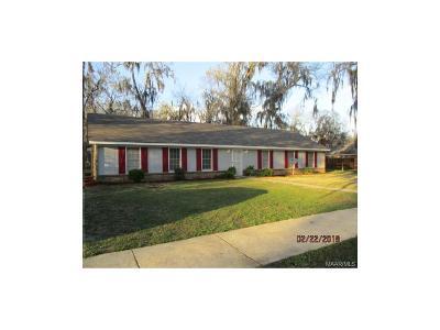 Montgomery Single Family Home For Sale: 2811 Marti Lane