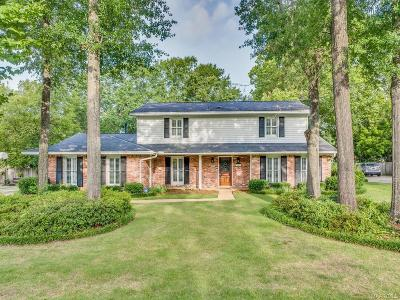 Hillwood Single Family Home For Sale: 1800 Wentworth Drive