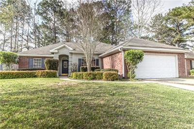 Wetumpka Single Family Home For Sale: 420 River Oaks Drive