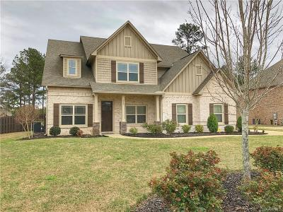 Pike Road Single Family Home For Sale: 220 Grace Chapel Trail