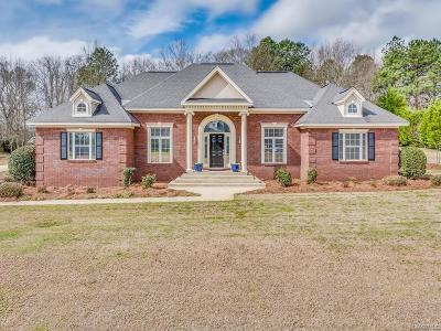 Prattville Single Family Home For Sale: 2008 Wynfield Drive