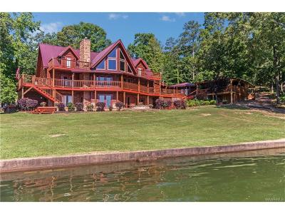 Single Family Home For Sale: 379 Knock Road