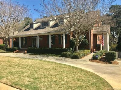 Montgomery Single Family Home For Sale: 537 Derby Lane