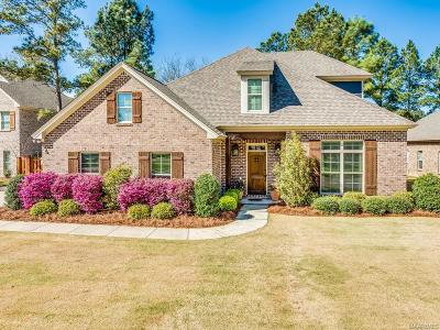 Pike Road Single Family Home For Sale: 9401 Crescent Lodge Drive