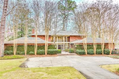 Montgomery Single Family Home For Sale: 3313 Boxwood Drive