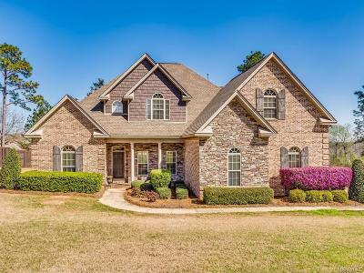 Wetumpka Single Family Home For Sale: 155 Brookhaven Trail