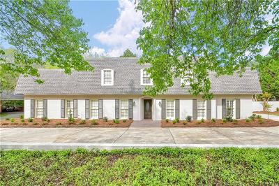 McGehee Estates Single Family Home For Sale: 2408 Belcher Drive