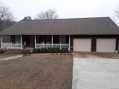 Single Family Home For Sale: 457 Hook Road