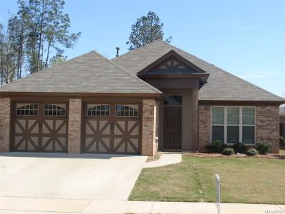 Pike Road Single Family Home For Sale: 9112 White Poplar Circle Circle